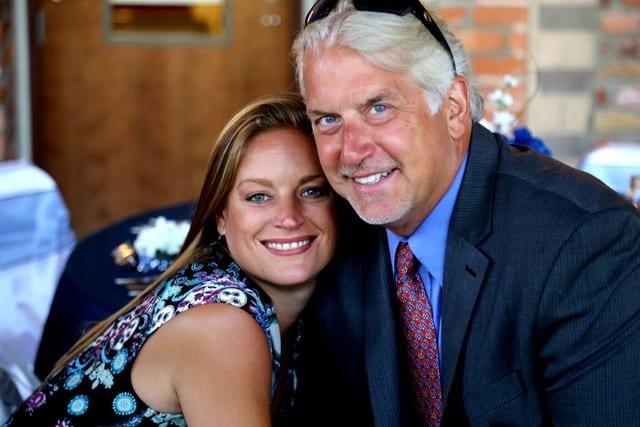 Jay Hoffman and Lara Brumback